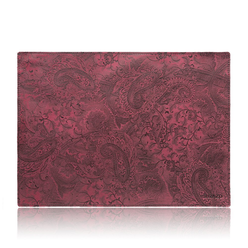Mousepad - Ornament Burgund