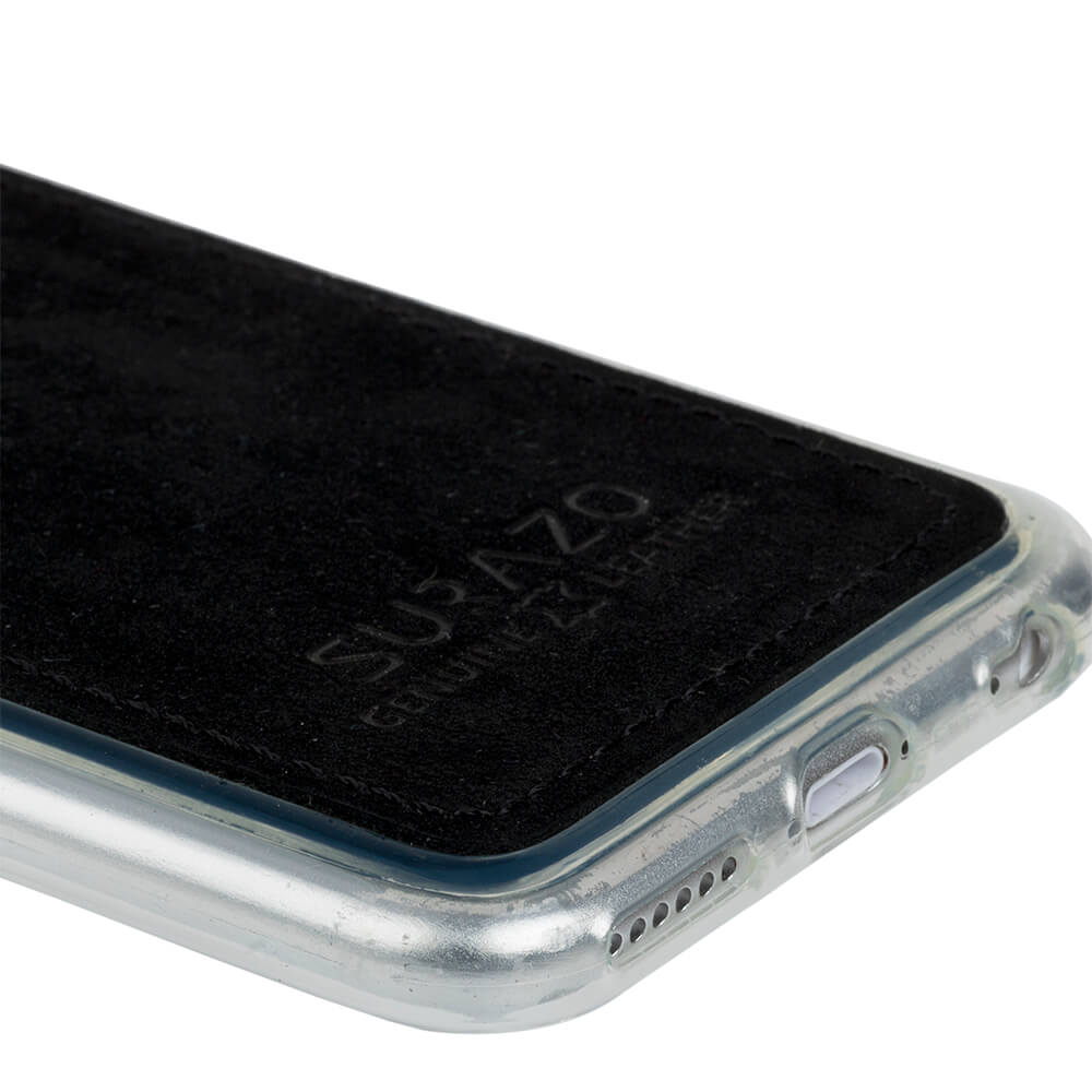 Back case - Nubuck Black