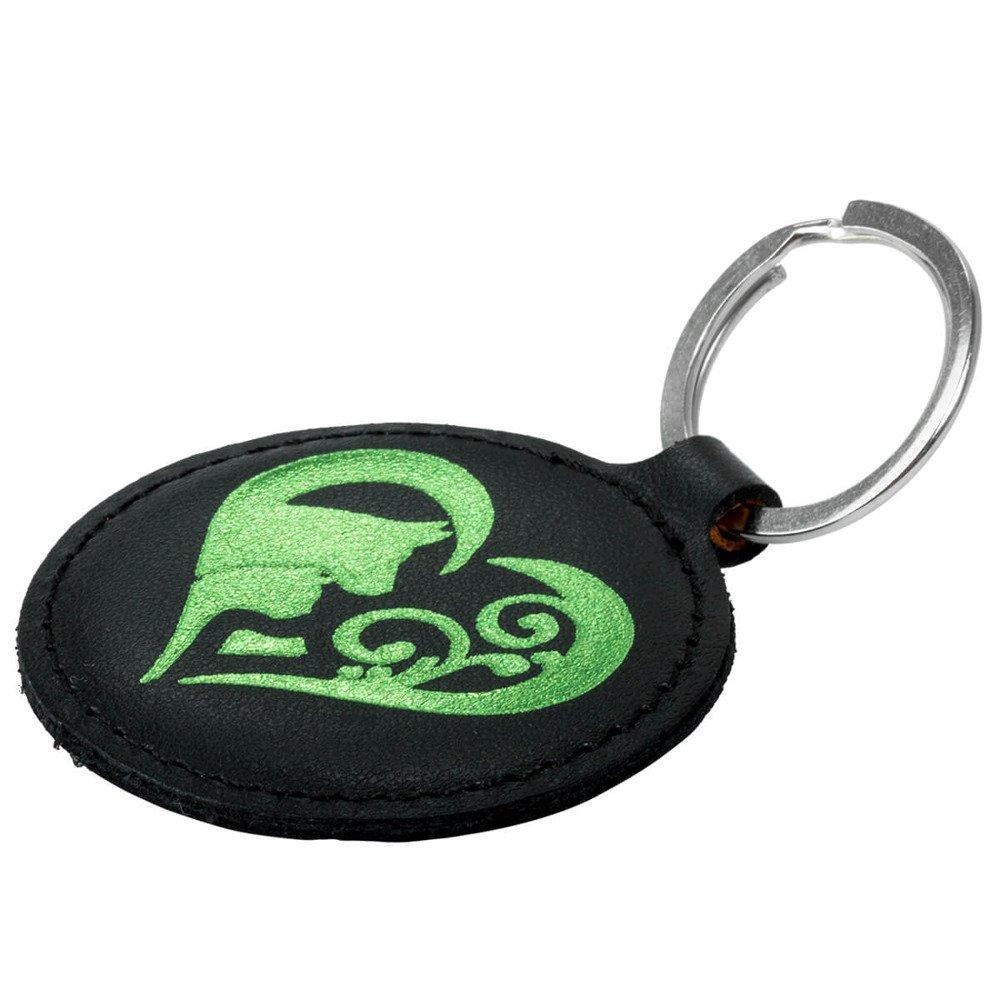 Keychain - Costa Black - Animal Love Green