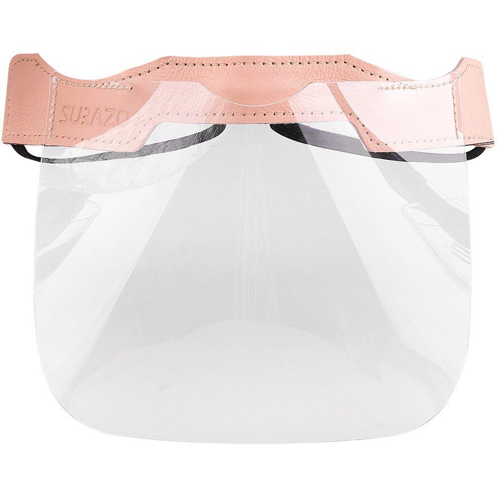 Mini Visor - Pastel Peach