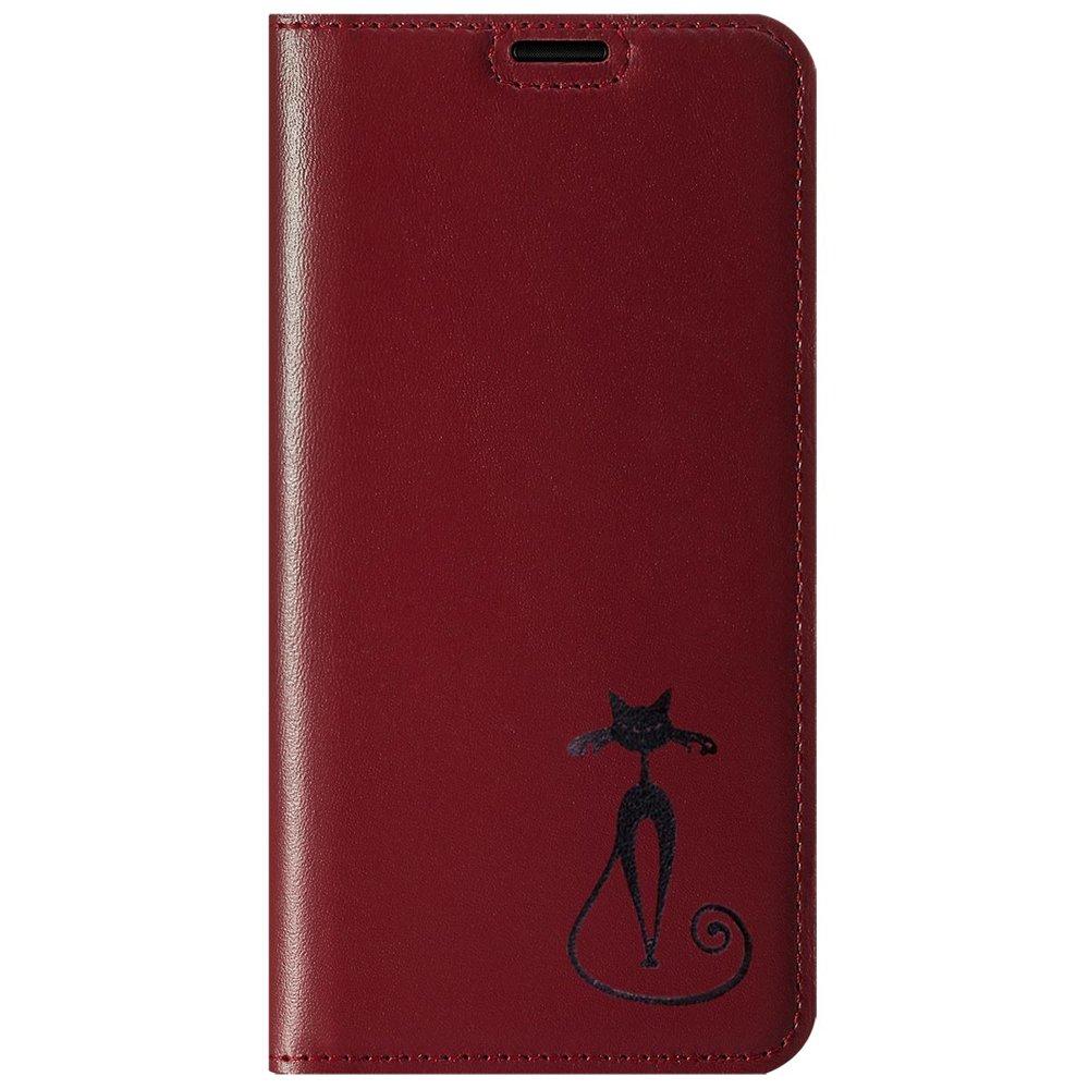Smart magnet RFID - Costa Red - Black Fabulous cat