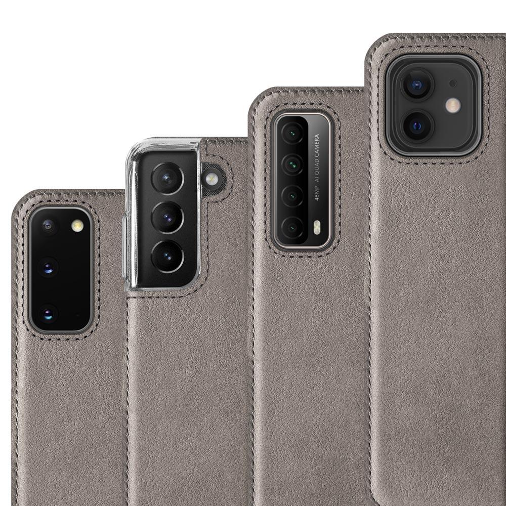 Smart magnet RFID - Nubuck Gray