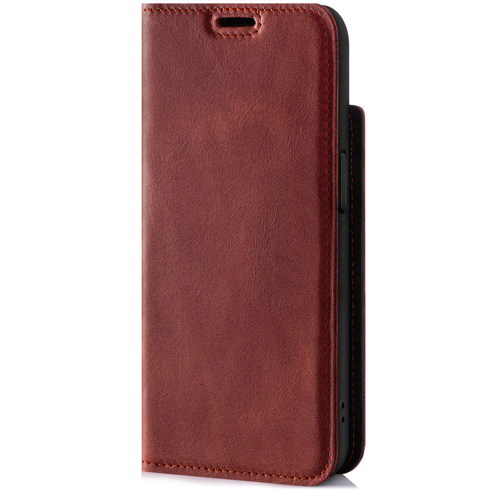 Smart magnet RFID - Nubuck Red