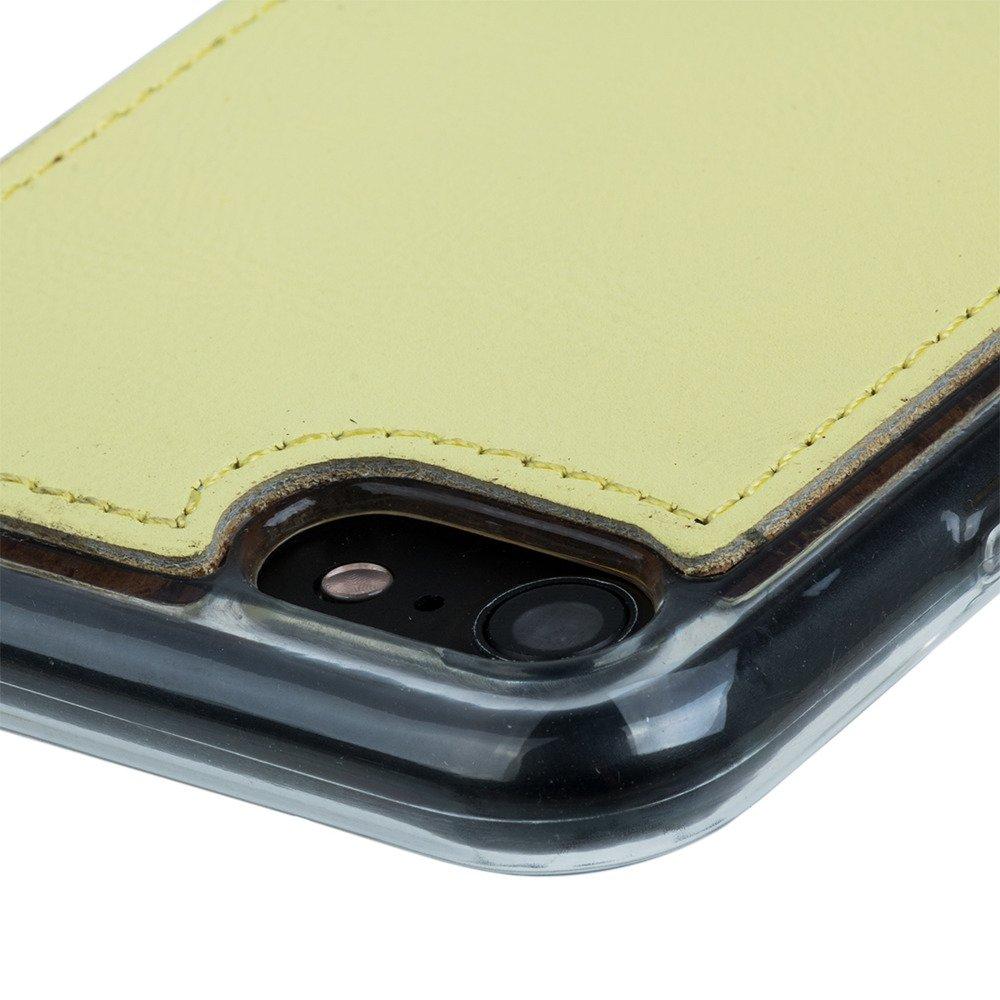 Back case - Pastel Cytrynowy