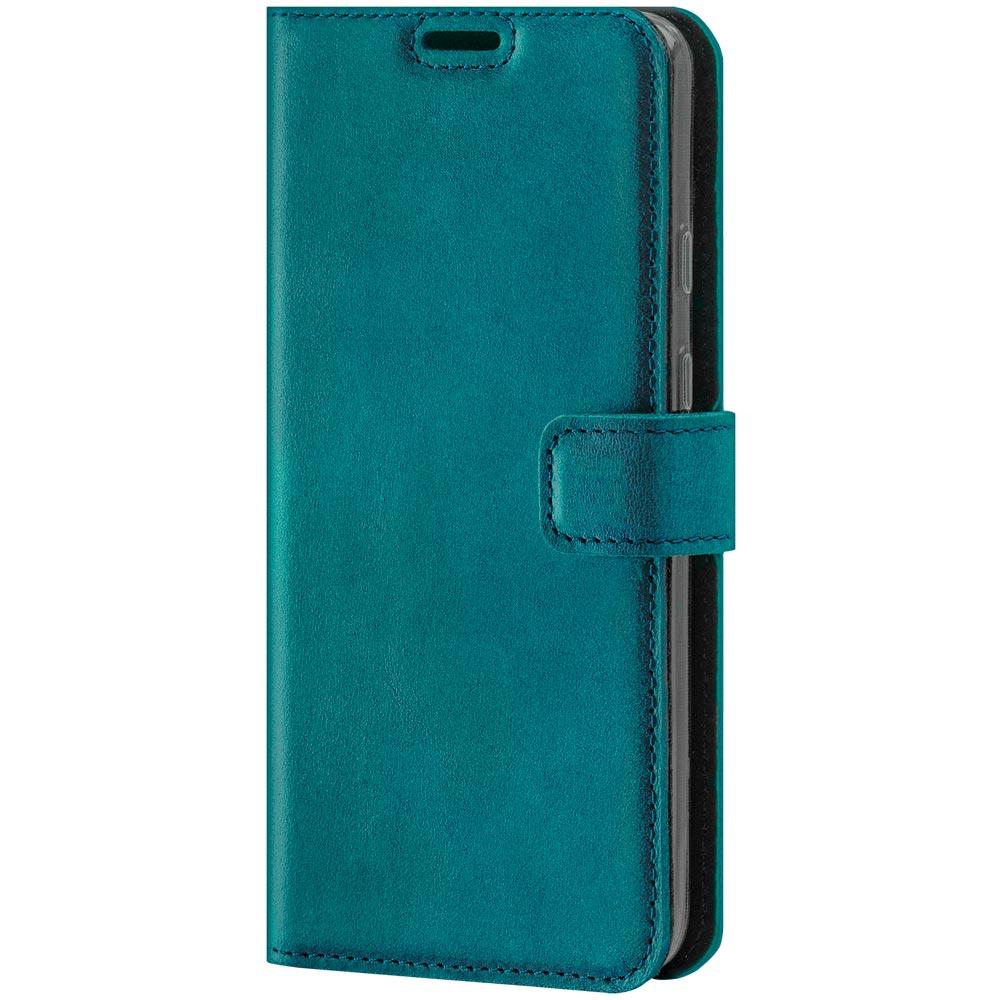 Wallet case - Nubuk Turkus